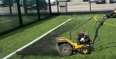 3G Pitch Surfacing Maintenance in Worcestershire #3G #Sports...