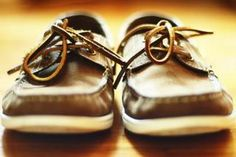 How to Clean Sperry Shoes With a Stain | eHow