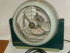 Vintage Vornado Fan Runs Smoooooth Free Shipping | eBay - lookingt for a kitchen cooler for the cook