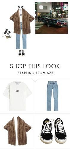 """""""staFF"""" by grodell ❤ liked on Polyvore featuring Vetements, Vans and Chanel"""