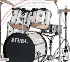 Promotional Image Of The Tama Rockstar 1998
