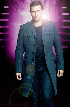 Doctor Who 12-Richard Armitage by ~HillyBlue on deviantART  (or maybe 13?)