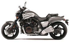 A Yamaha conseguiu acertar mais uma vez quando começou a fabricar o modelo V-Max.