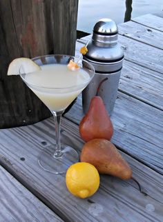What's For Supper?: Pear Martini
