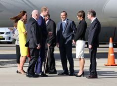 I welcome the Duke and Duchess of Cambridge and Prince George to Australia pic.twitter.com/vxm7yHad64