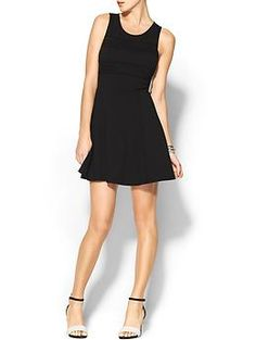 Eight Sixty Ponte Dress   Piperlime