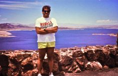 Rick Cappetto  at Lake Mead NV