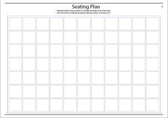 Seating charts  http://www.carsondellosa.com/cd2/Products/ThePerfectPlanBook/RecordPlanBook/0742400271