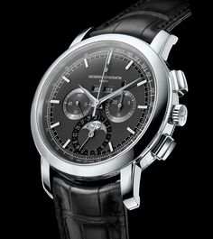 Introducing the New, Improved Vacheron Constantin Traditionnelle Chronograph…