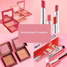 Ultime novità Benefit Cosmetics: cosa comprare? | IL MONDO DI ROSIE Benefit Cosmetics, Bronzer, Mascara, Blush, Lipstick, Beauty, Mascaras, Lipsticks, Rouge