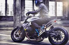 BMW Roadster Revolution #BMWroadster #BMW #caferacer #streetfighter