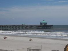 $353.66 Featuring an outdoor pool, 103 Charleston Oceanfront Villas is a vacation home located in Folly Beach in the region of South Carolina. The property is 0.