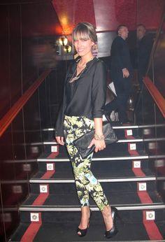 B-day II parte  , H&M en Camisas / Blusas, Zara en Pantalones, Zara en Tacones / Plataformas, Sfera en Clutches