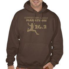 Customized 26.2 Marathon T-shirts  #marathon #running #hoodies
