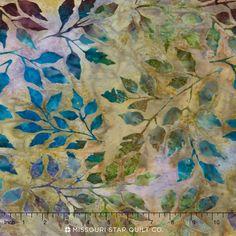 Artisan Batiks - Grove 2 Garden Yardage - Lunn Studios - Robert Kaufman
