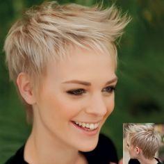 coupes boyish | Coiffure cheveux courts – DAVID Son – tendances printemps-été ...