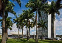 Praça do Congresso Nacional, Brasília / Oscar Niemeyer
