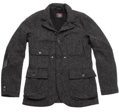 Woolrich Woolen Mills Upland Jacket