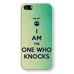Breaking Bad iPhone case. Yes please.