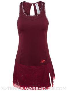 New Balance Women s Holiday Tournament Dress. Tennis WearTennis ... cd0ec0fc74d
