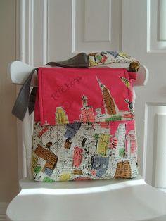 Messenger bag @kye bags