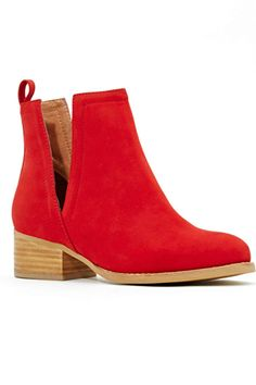 Jeffrey Campbell ORiley Ankle Boot - Perfect Flat Boots To Conquer Any Hill #refinery29