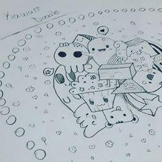 Kendi yaptığım doodle