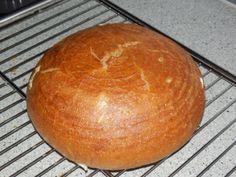 My world: Kváskový chléb - recept a postup