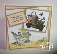 Kelly's Cards: Garden Treasures