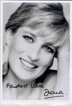 ♥  Princess Diana, the people's princess.  So beautiful and so missed...