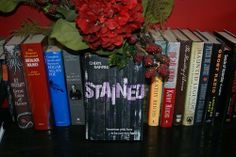 #FridayReads - Stained by Cheryl Rainfield