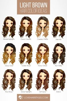 Ideas for Light Brown Hair Color with Highlights Hair Color Highlights, Hair Color Dark, Ombre Hair Color, New Hair Colors, Cool Hair Color, Brown Hair Colors, Brown Hair With Highlights And Lowlights, Brown Hair Shades, Brown Ombre Hair