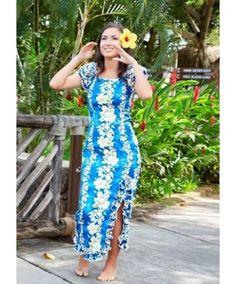 Miss Samoa 2012 Competition Beautiful Dress OML Wow