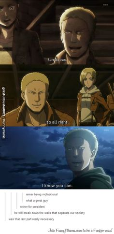 """Was that last part really necessary"" xD ............yes, yes it was necessary. 