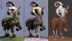 #Sentor#3dcharacter#Zbrush#3dmax#maya#Sculpt#3dmodeler#Sculptor#fantasy#fun#render#keshot#Got#character