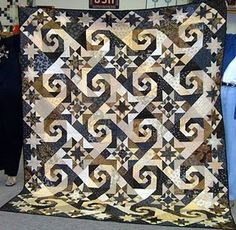 Shakespeare in the Park from The Creative Pattern Book by Judy Martin