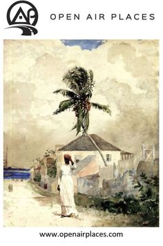 Along the Road Bahamas Winslow Homer watercolour art for sale at Toperfect gallery. Buy the Along the Road Bahamas Winslow Homer watercolour oil painting in Factory Price. Winslow Homer Paintings, Art Watercolor, John Singer Sargent, American Art, American Realism, Love Art, Painting & Drawing, Art Photography, Art Gallery