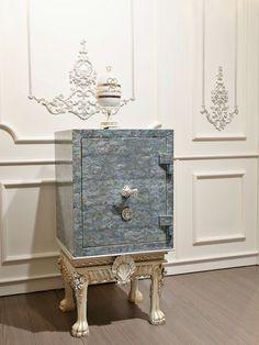 CONFORTI EXCLUSIVE SAFES Cassaforte in madreperla Superlativa  #luxury #safes #design #internaldesign #cassaforte #casseforti #madeinitaly