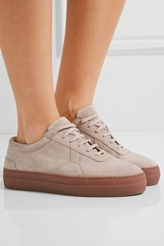 Axel Arigato - Suede Sneakers - Taupe - IT41