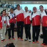 Paralympic Games - Team Belgium   Rio 2016 - Mathieu Loicq, Laurens Devos, Florian Van Acker et Marc Ledoux