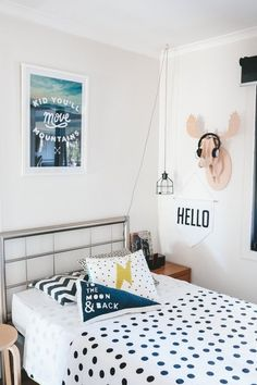 Fixes for Boring Bedrooms: 9 Stylish Rooms That Have Something to Say
