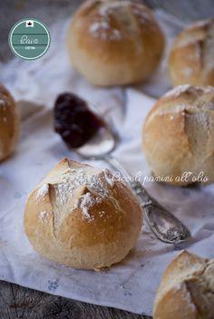 Piccoli panini all'olio_Mon petit bistrot
