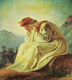 JEZUS en MARIA Groep.: HET LICHT VAN LA SALETTE