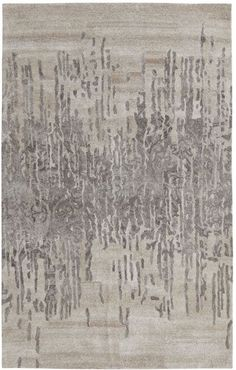 Dynamic Rugs Ancient Garden 57559 9656 Silver Grey Rug And Steel