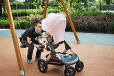 Stokke Trailz Stroller is ready to go for your Summer adventures