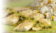 ¡Esta Tilapia en salsa de mostaza, será una buena alternativa para festejar a mamá en su día! - PRONACA
