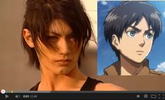 """Live-action Attack on Titan film casts lead role, sets filming location and start date  Omygoshomygoshomygoshomygosh MIURA HARUMA IS GOING TO BE EREN.  *.*  Additionally, IT""""S GOING TO BE FILMED PARTIALLY ON GUNKANJIMA, which is the ghost town where you first meet the bad guy from Skyfall.  I can't even right now... O.O"""