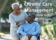 See how to bill for Medicare's Chronic Care Management (CCM) services using CPT Code 99490. This service is for non-face-to-face coordination of care services for Medicare patients with multiple chronic conditions.