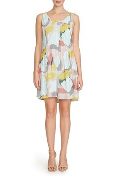 1.STATE Pintuck Shift Dress available at #Nordstrom
