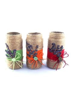 Cambridge House Jars